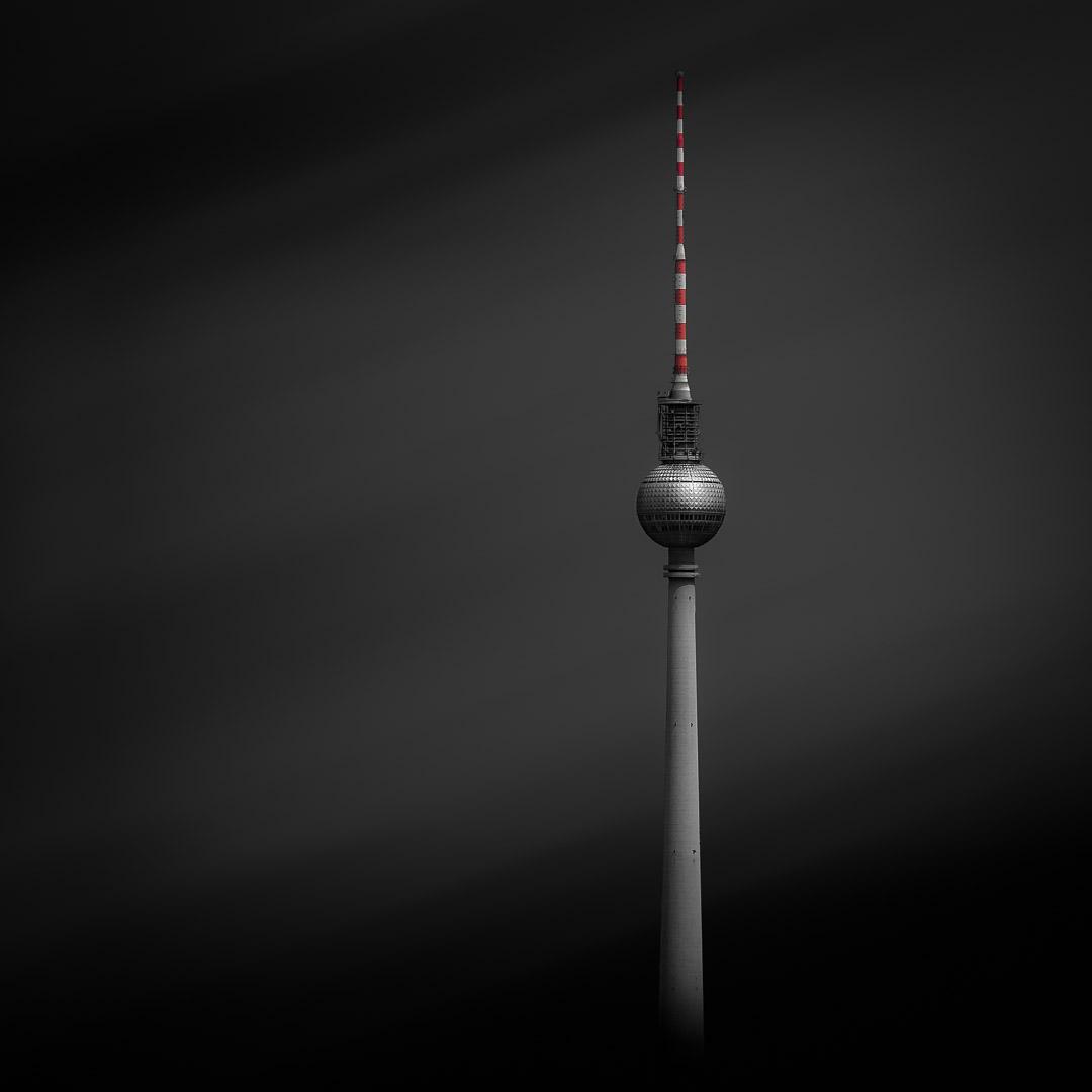 Berliner Fernsehturm / tv tower
