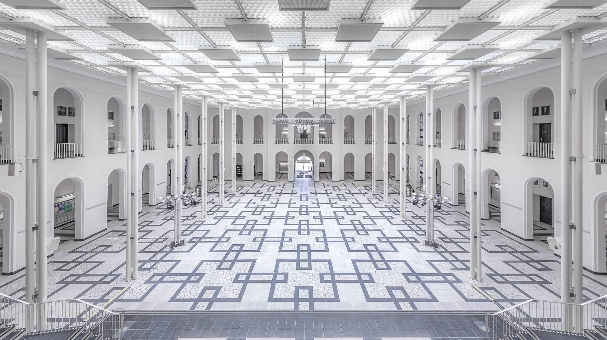 Atrium Welfenschloss Hannover