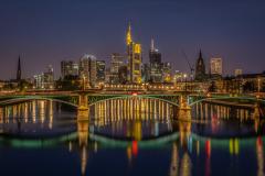 frankfurt lights!