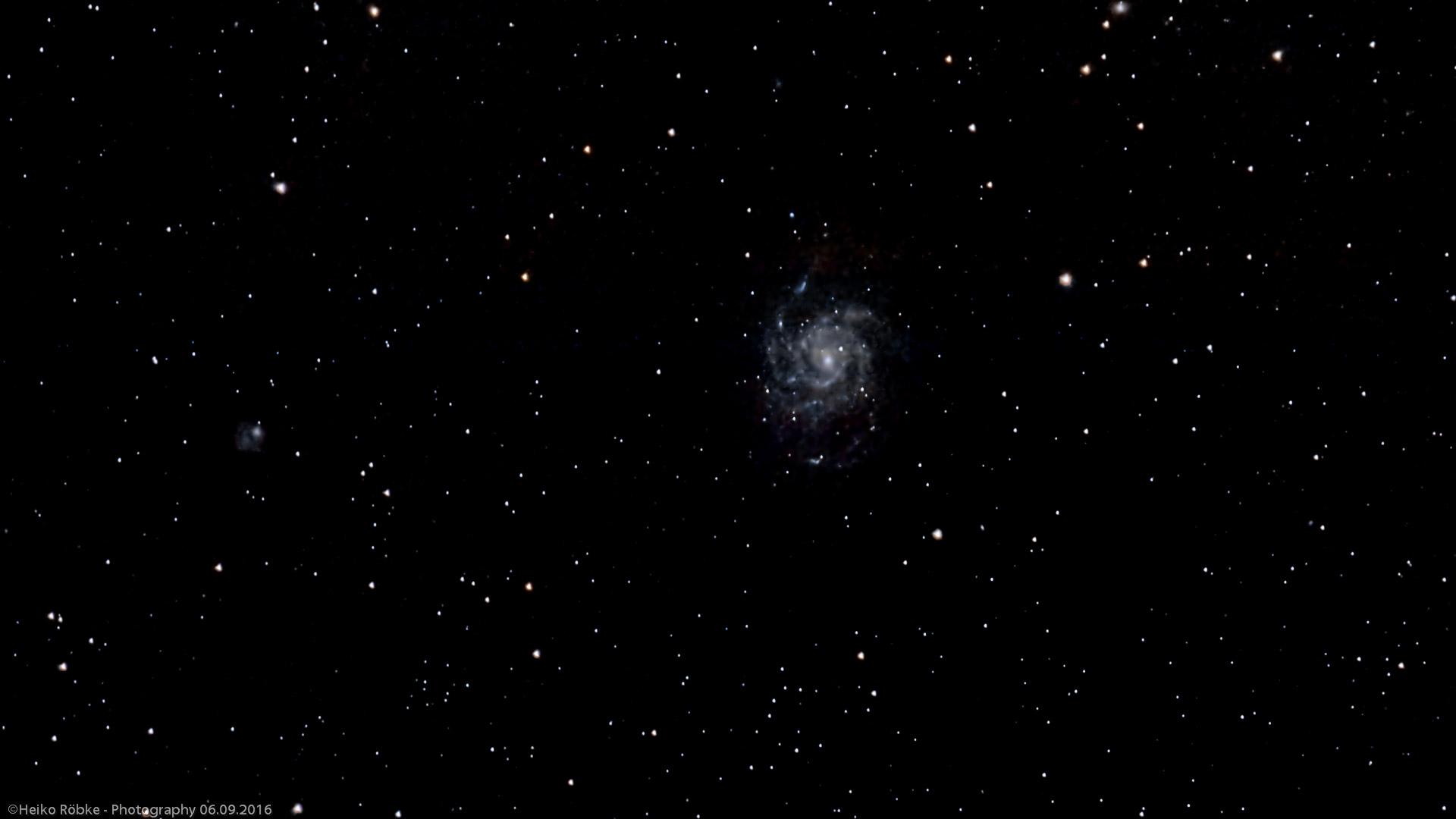 Pinwheel Galaxie M101