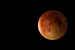 Blutmond / blood moon 2018