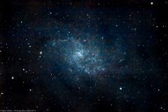 Dreiecksnebel M33