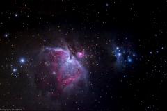Orionnebel M43