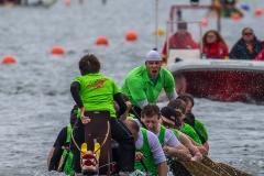 Drachenbootrennen Maschsee 2015