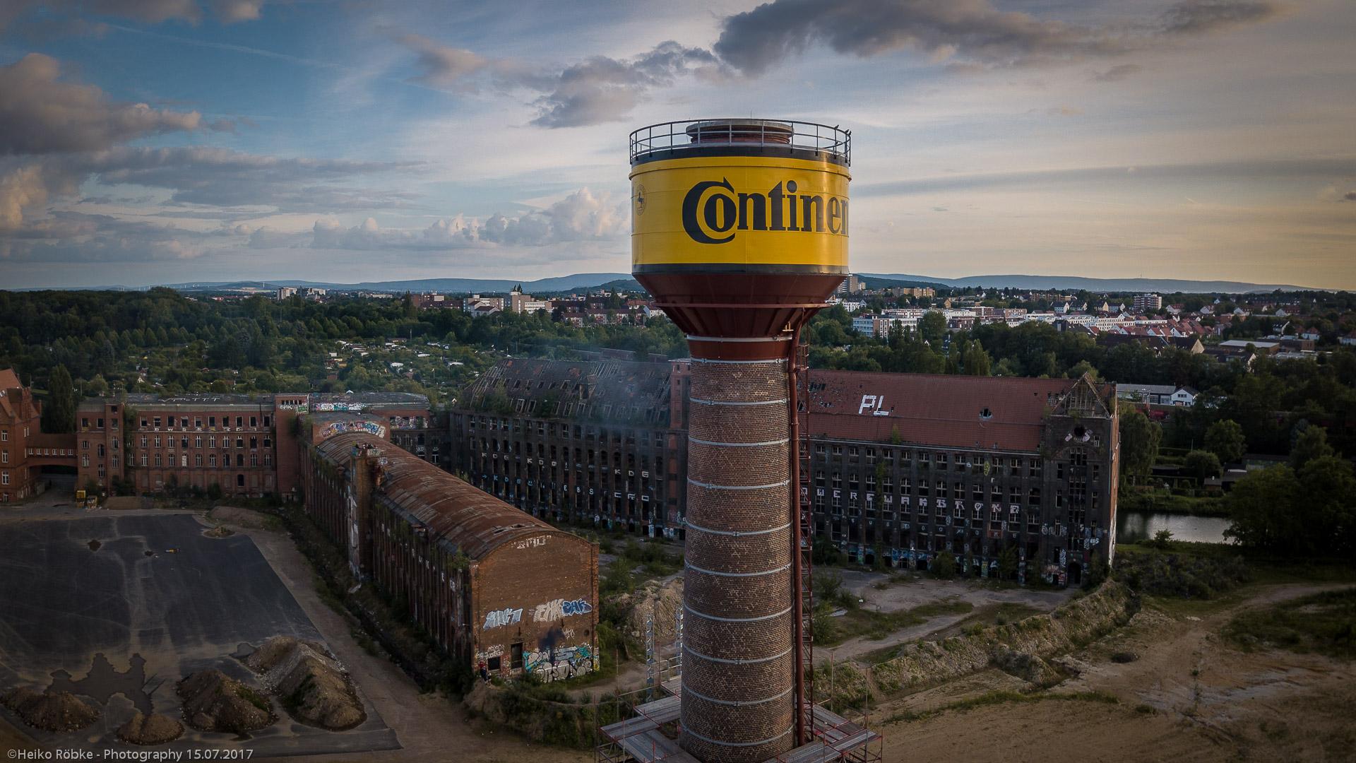 Conti-Gelände Hannover-Limmer