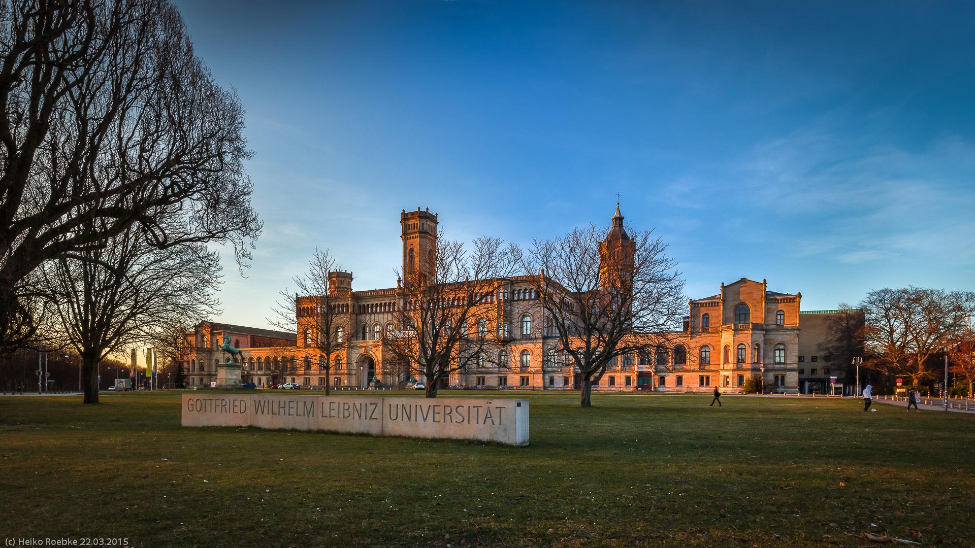 Gottfried-Wilhelm-Leipniz-Universität