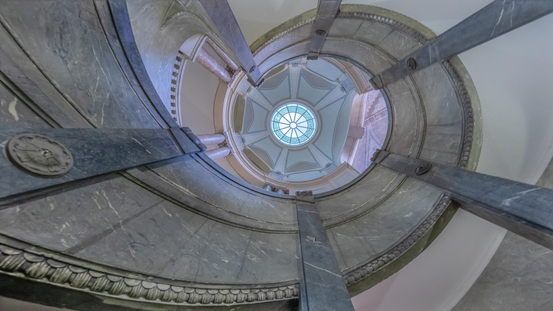 Wendeltreppe / spiral staicase