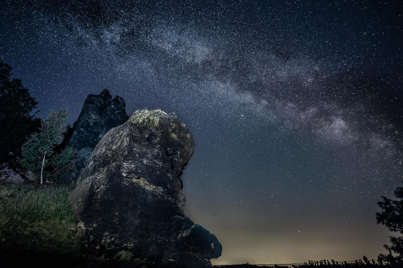 Nachthimmel / night sky