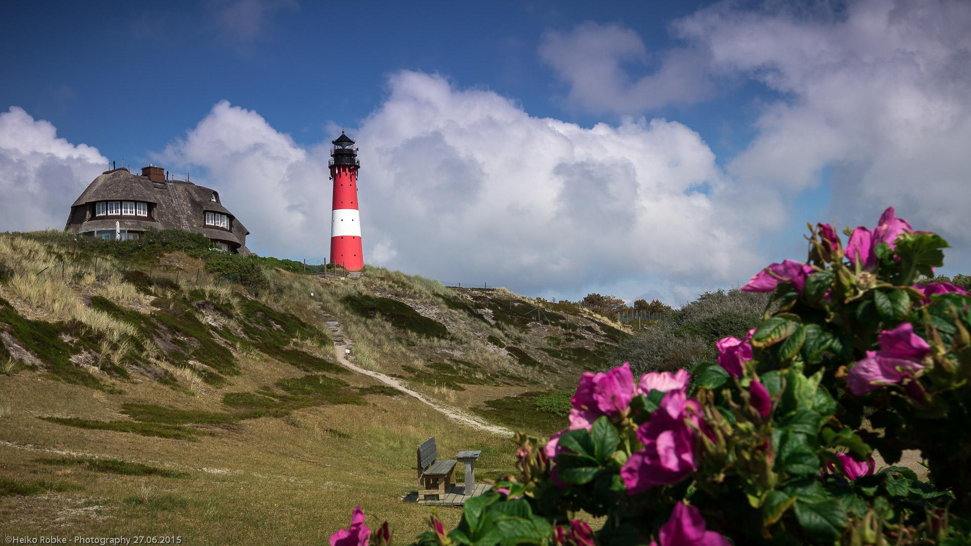 Leuchtturm Hörnum/Sylt
