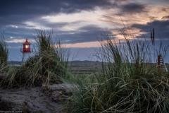 Ein Licht in den Dünen / a light in the dunes