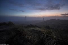 Ein Licht im Nebel / a light in the mist
