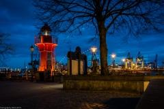 Leuchtturm Museumshafen Oevelgönne